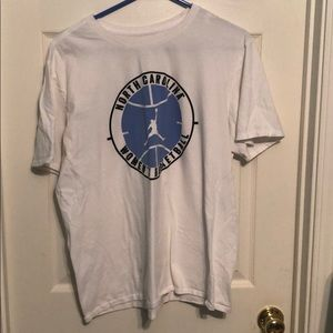 Women's Nike Jordan UNC Basketball Shirt